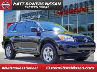 Used 2010 Toyota RAV4 FWD 4dr 4-cyl 4-Spd AT