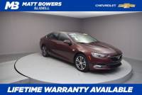 Used 2018 Buick Regal Sportback Essence Hatchback