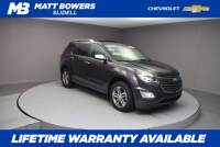 Used 2016 Chevrolet Equinox LTZ SUV