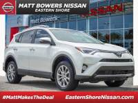 Used 2016 Toyota RAV4 FWD 4dr Limited