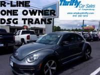 Used 2015 Volkswagen Beetle Coupe R-LINE Hatchback