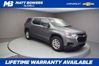 Used 2018 Chevrolet Traverse LS SUV