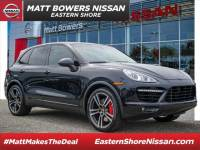 Used 2014 Porsche Cayenne Turbo SUV