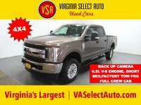 Used 2019 Ford F-250 XLT Crew Cab 4x4 Truck for sale in Amherst, VA