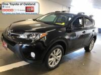 Pre-Owned 2014 Toyota RAV4 Limited SUV in Oakland, CA