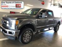 Pre-Owned 2017 Ford F-250 Lariat Truck Crew Cab in Oakland, CA