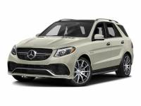 Certified Used 2017 Mercedes-Benz AMG GLE 63 SUV For Sale in Myrtle Beach, South Carolina