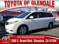 Used 2013 Toyota Sienna, Glendale, CA, Toyota of Glendale Serving Los Angeles