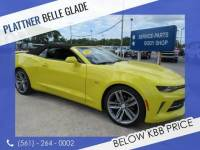 2018 Chevrolet Camaro 1LT Convertible For Sale in LaBelle, near Fort Myers