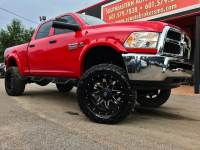 2016 RAM 2500 CREW CAB SHORT BED 4WD CUSTOM LIFTED