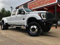 2015 Ford F-350 SD LARIAT CREW CAB LONG BED 4WD CUSTOM LIFTED