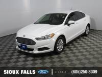 Pre-Owned 2016 Ford Fusion S Sedan for Sale in Sioux Falls near Brookings