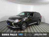 Pre-Owned 2018 Mitsubishi Outlander CUV for Sale in Sioux Falls near Brookings