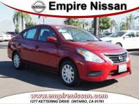 Used 2017 Nissan Versa 1.6 S+ For Sale in Ontario CA | VIN: 3N1CN7AP2HL879862 | Fontana, Pomona and Chino Area