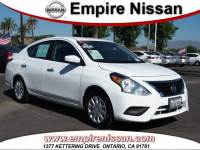 Used 2019 Nissan Versa 1.6 SV For Sale in Ontario CA | VIN: 3N1CN7AP9KL839849 | Fontana, Pomona and Chino Area