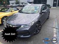 Certified 2016 Honda Accord Coupe 2dr I4 CVT EX-L