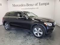 Certified 2019 Mercedes-Benz GLC GLC 300 SUV in Jacksonville FL