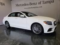 Certified 2019 Mercedes-Benz E-Class E 300 Sedan in Jacksonville FL
