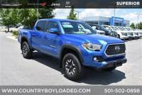 2018 Toyota Tacoma Truck Double Cab For Sale in Conway