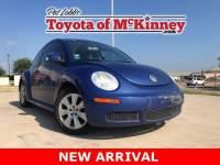 2008 Volkswagen New Beetle Coupe SE