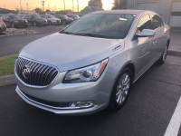 2014 Buick LaCrosse Leather Group