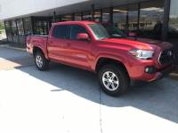2016 Toyota Tacoma 2WD Double Cab Short Bed V6 Automatic SR5