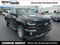 2018 Chevrolet Silverado 1500 LT Truck Double Cab