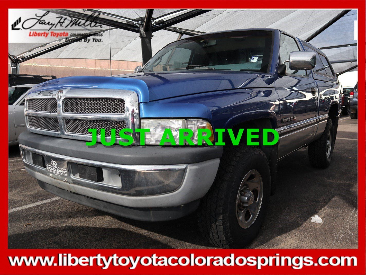 Photo Used 1995 Dodge Ram 1500 For Sale in Colorado Springs, CO