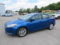 Used 2018 Ford Focus For Sale at Duncan Suzuki | VIN: 1FADP3F25JL262240