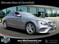 Certified 2017 Mercedes-Benz E-Class E 300 4MATIC Sedan in O'Fallon MO