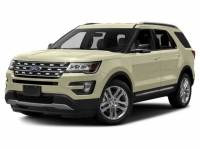 2017 Ford Explorer XLT SUV V-6 cyl