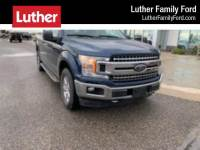 2018 Ford F-150 XLT 4WD Supercrew 5.5 Box Truck SuperCrew Cab 6