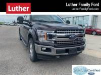 2018 Ford F-150 XLT 6.5 box Truck SuperCrew Cab V-6 cyl