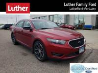 2016 Ford Taurus SHO Sedan V-6 cyl
