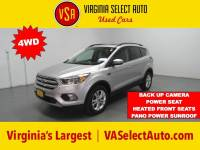 Used 2018 Ford Escape SE SUV for sale in Amherst, VA