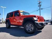 2018 Jeep Wrangler Unlimited Sport SUV - Used Car Dealer Serving Upper Cumberland Tennessee