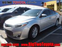 Certified Pre Owned 2014 Toyota Avalon XLE Premium XLE Premium Sedan for Sale in Chandler and Phoenix Metro Area