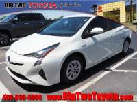 Used 2016 Toyota Prius Two Two Hatchback in Chandler, Serving the Phoenix Metro Area