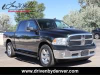 Certified 2016 Ram 1500 Big Horn Truck Crew Cab Denver, CO