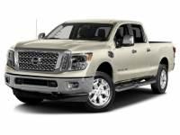 2017 Nissan Titan XD SL Diesel Truck Crew Cab