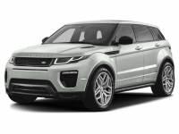 2016 Land Rover Range Rover Evoque SE SUV 4x4