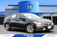 Certified Used 2016 Honda Civic LX For Sale in Stockton, CA