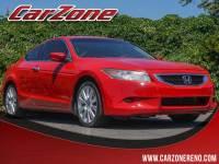 2008 Honda Accord Cpe 2dr V6 Auto EX-L