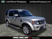 2016 Land Rover LR4 HSE 4WD HSE *Ltd Avail*