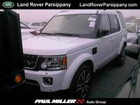 2016 Land Rover LR4 HSE LUX Landmark Edition 4WD HSE LUX Landmark Edition