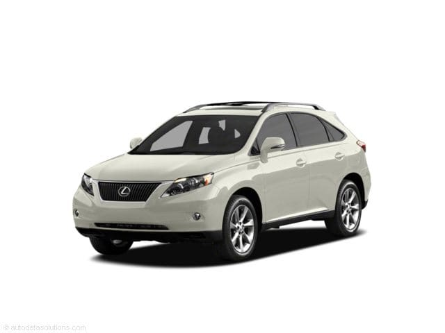 Photo Pre-Owned 2011 LEXUS RX 350 350 SUV in Jacksonville FL