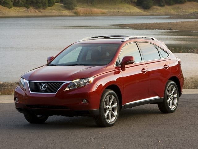 Photo Pre-Owned 2012 LEXUS RX 350 350 SUV in Jacksonville FL