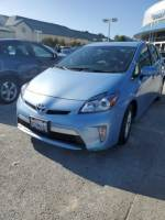 Used 2014 Toyota Prius Plug-In Base Hatchback For Sale in Soquel near Aptos, Scotts Valley & Watsonville
