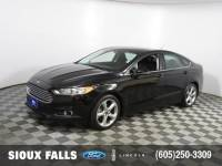 Certified Pre-Owned 2016 Ford Fusion SE Sedan for Sale in Sioux Falls near Vermillion