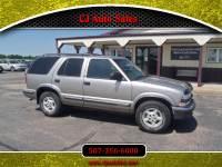 1999 Chevrolet Blazer 4-Door 4WD